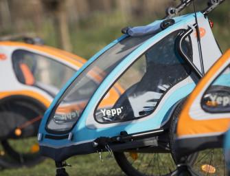 Cykelanhænger til børn: 5 anbefalede anhængere