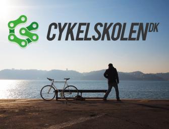 Følg Cykelskolen.dk på de sociale medier