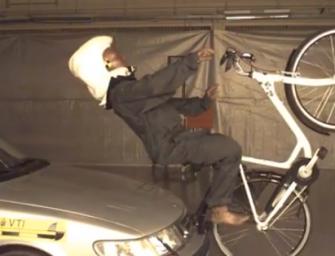 Cykelairbag fra Hövding