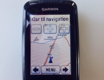 Garmin Edge 800 Test