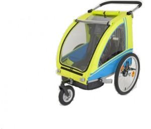 cykelanhænger til børn i stål