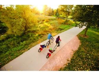 Efterløber til cykel: 4 gode efterløbere