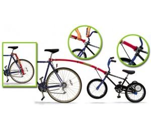 Trail Gator - Cykeltilkobling