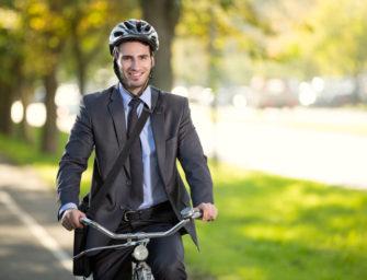 Cykler du til og fra arbejde eller studie? Beskyt din laptop
