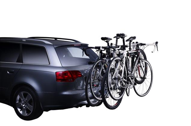 Fin Thule cykelholder - Til 1, 2, 3 el. 4 cykler - Prisgaranti MS-38