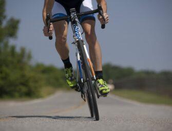 Lad dig ikke gå ned på udstyr på cykelturen