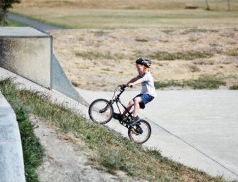 Sådan vælger du dit barns nye cykel